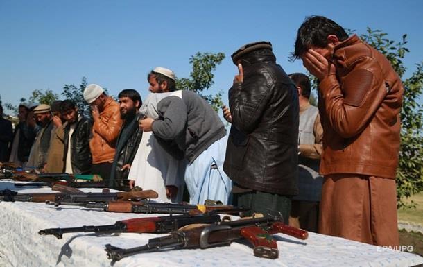 В Афганистане отпустили сотни пленных талибов