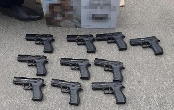 В Запорожье бывший боец Беркута продавал пистолеты