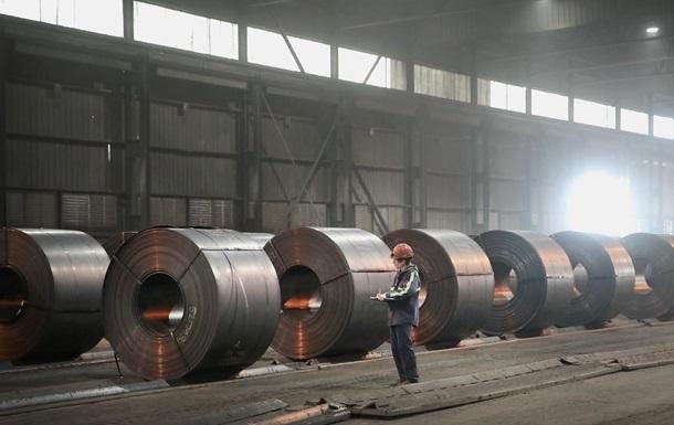 В Україні різко скоротився експорт металу