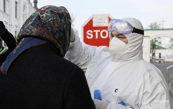 На Буковине растет число инфицированных коронавирусом