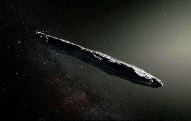 Раскрыта загадка возникновения инопланетного зонда