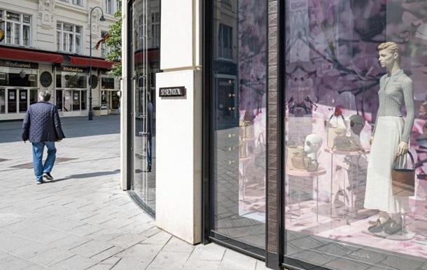 В Австрии разрешили открыться небольшим магазинам