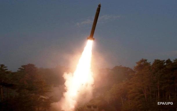 Южная Корея заявила о запуске крылатых ракет в КНДР