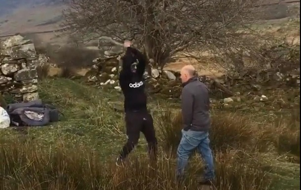 Британец скрылся в горах от пандемии и одичал
