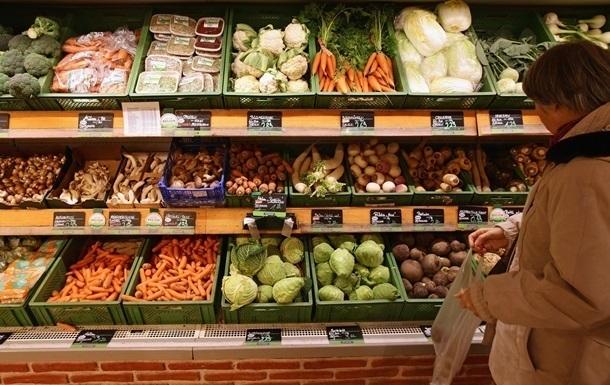 В Украине упали цены на продукты борщевого набора