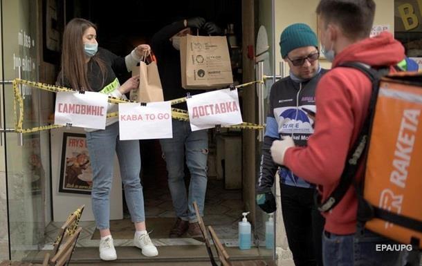 Треть украинцев не работают из-за карантина