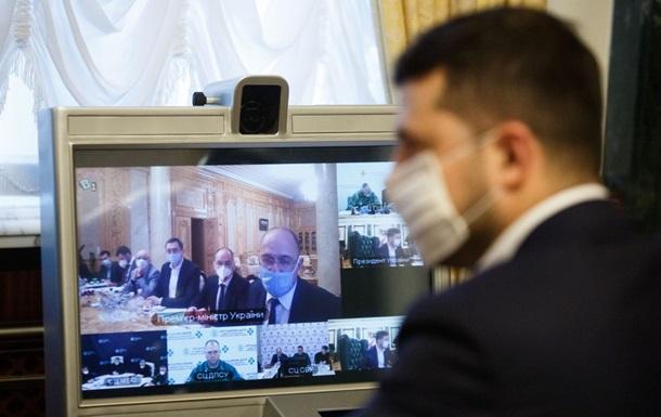 Зеленскому доложили о ликвидации пожара у ЧАЭС