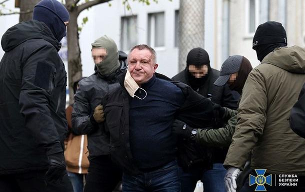 Генерал СБУ задержан по делу о покушении на Адама Осмаева