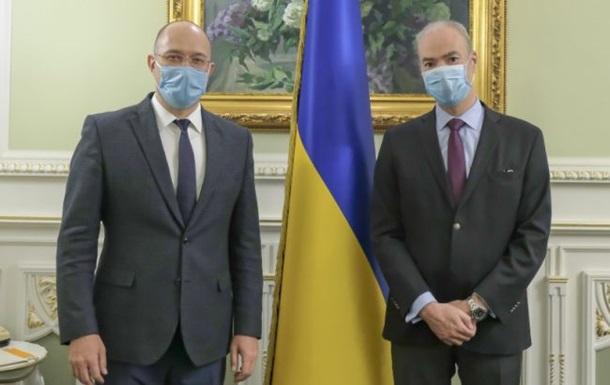Шмыгаль договорился с Францией о восстановлении Донбасса
