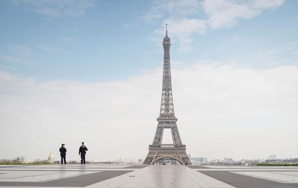 Франция под домашним арестом. Но смертность - 10%