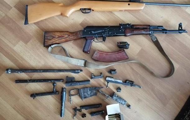 На Закарпатті блоковано збут вогнепальної зброї та боєприпасів