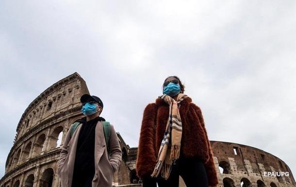 Італія частково послабила карантинні заходи