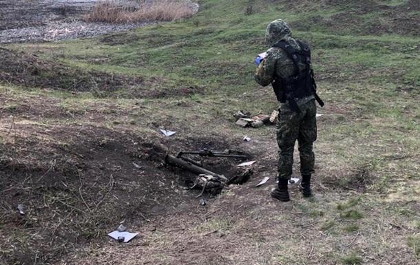 На Донбассе взорвался миномет, есть жертвы