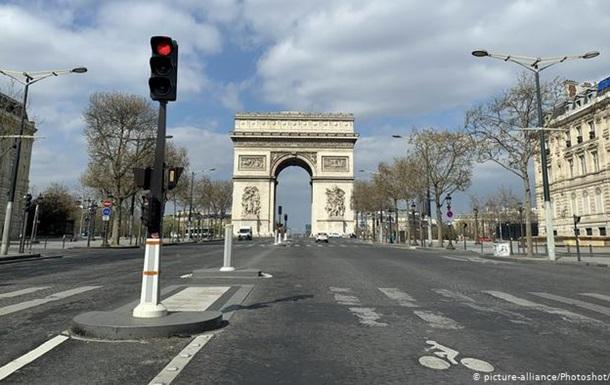 У Франції число померлих від коронавірусу перевищило 15 тисяч