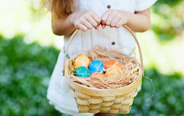 Як пофарбувати яйця на Великдень 2020