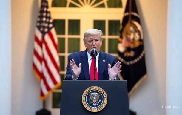Мир критикует Трампа за решение по ВОЗ