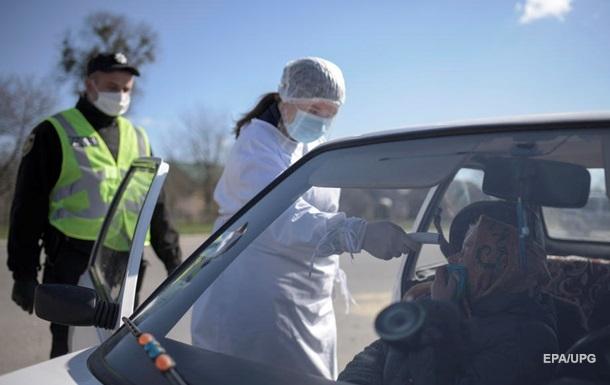 ОПУ: Можемо повторити сценарій Іспанії за хворими на COVID-19