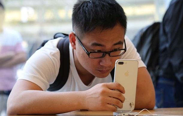 Продажи iPhone в Китае взлетели после карантина