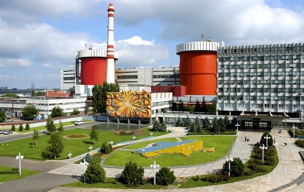 Южно-Украинская АЭС запустила в работу первый энергоблок
