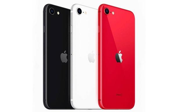 Apple випустила оновлений iPhone SE