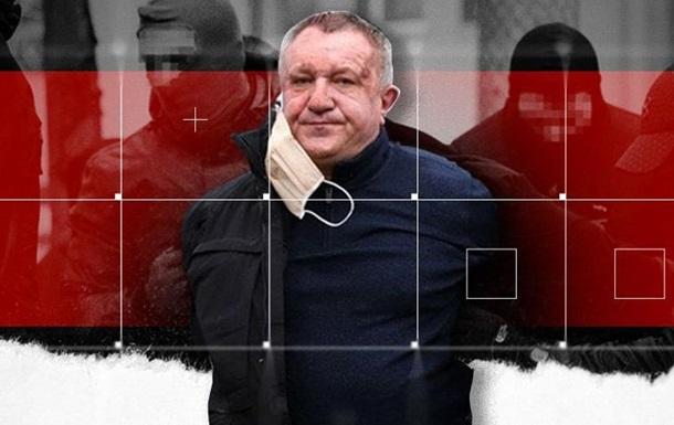 Суд отправил под арест генерала-предателя из СБУ