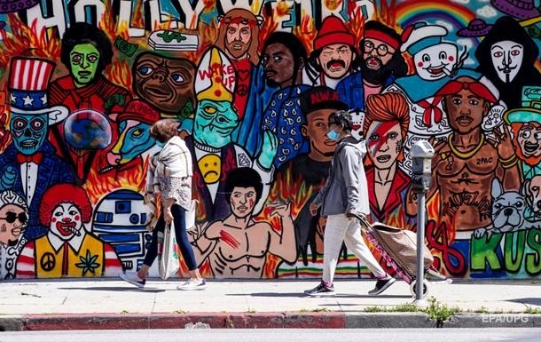 В Лос-Анджелесе запретили массовые мероприятия до 2021 года
