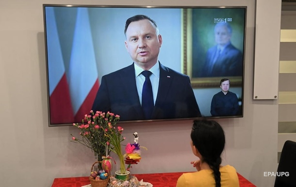 У Польщі запропонували скасувати вибори і продовжити президентство Дуди