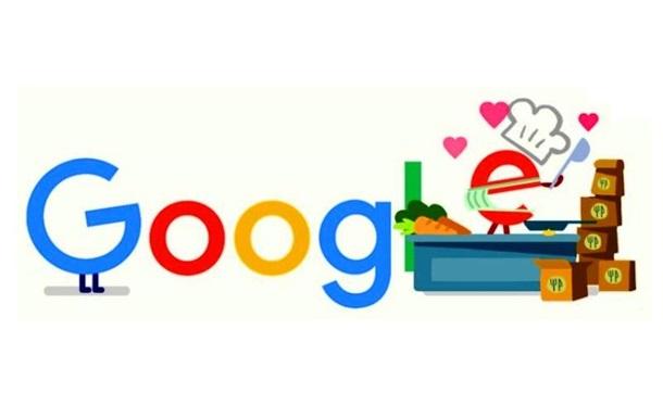 Google присвятив дудл працівникам громадського харчування