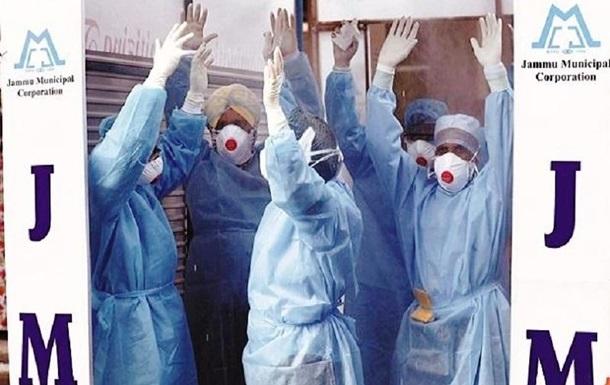 В Индии хотят лечить коронавирус аюрведой