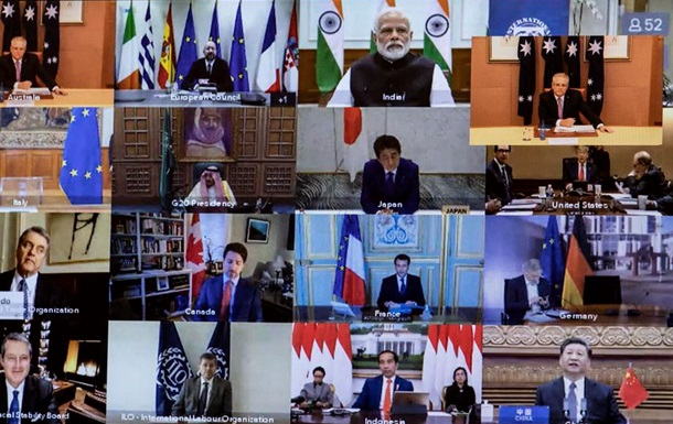 G20 предоставила отсрочку по долгам для бедных стран