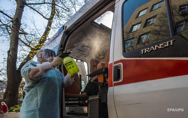 В Киеве замедлился рост заболеваемости COVID-19