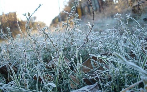 Синоптики предупредили о заморозках и порывах ветра