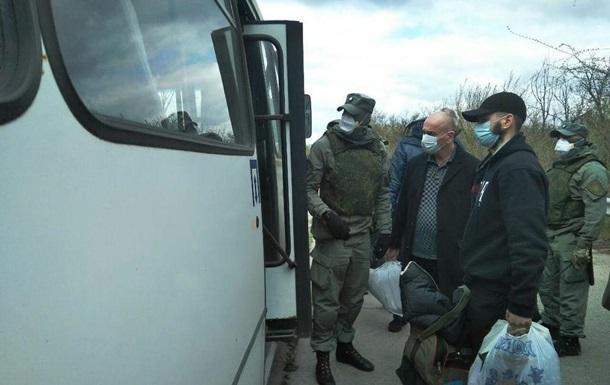 Обмін полоненими в Луганській області завершено