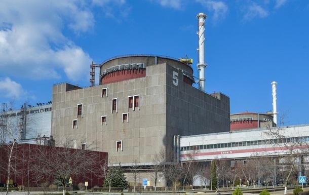 Запорожская АЭС отключила на ремонт пятый энергоблок