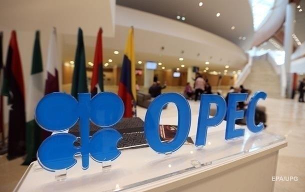 ОПЕК ждет исторического падения спроса на нефть