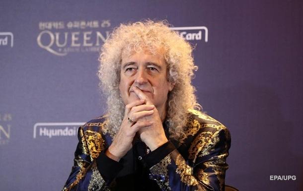 Гитарист Queen считает, что пандемия началась из-за мясоедов
