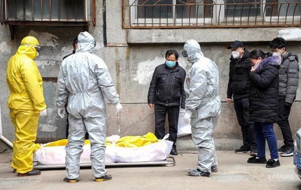 В Ухане после этого факта было обнаружено более тысячи смертей от коронавируса