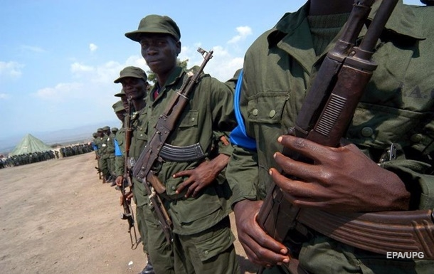 Похищение четырех докторов без границ в ДР Конго