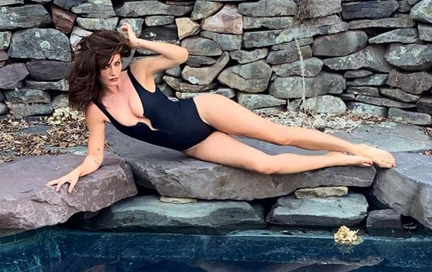 Датская 51-летняя супермодель снялась в бикини