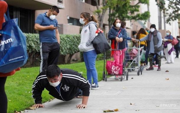 В США от коронавируса скончались более 37 тысяч