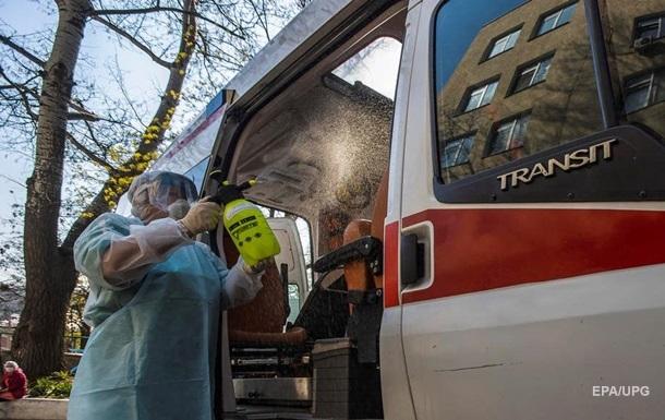 В Украине более пяти тысяч инфицированных COVID-19