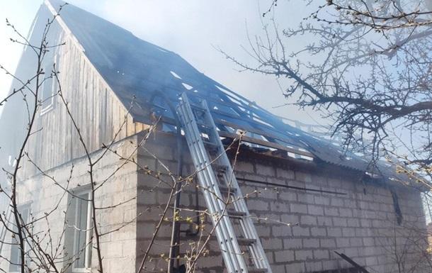 У Чернігівській області під час пожежі загинули три людини