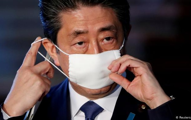 У Японії число інфікованих коронавірусом перевищило 10 тисяч