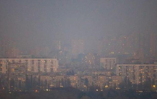 Киев продолжает лидировать среди грязных городов мира