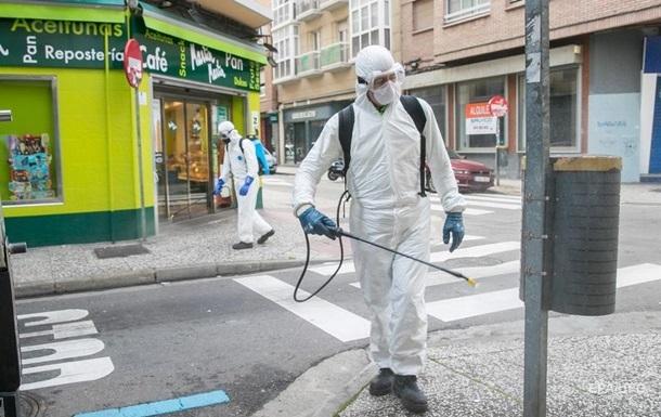 В Испании число жертв COVID-19 превысило 20 тысяч