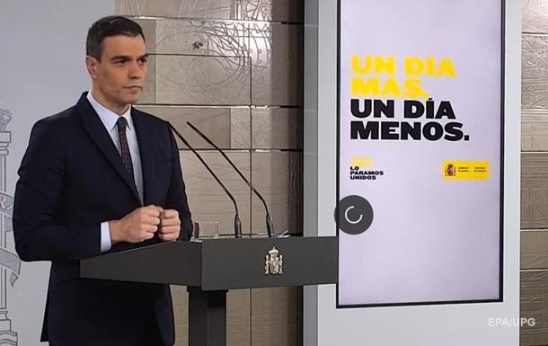 В Испании продлят карантинные меры до 9 мая