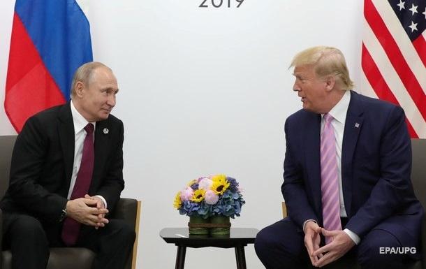 Трамп похвастался хорошими отношениями с Путиным