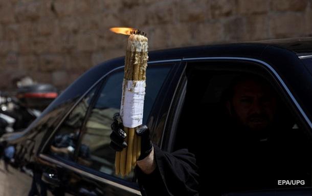 Итоги 18.04: Чудо в Иерусалиме и Пасха онлайн