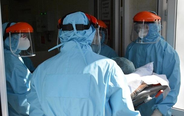 В Украине сократилось число новых случаев COVID-19