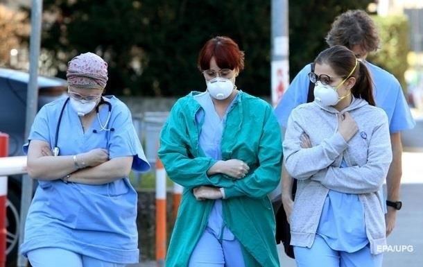 В Україні за добу на COVID-19 захворіли 53 медики